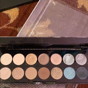 Sephora Eyeshadow Palette Cool tomes
